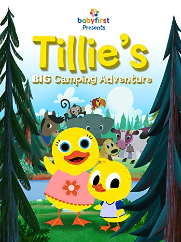 Tillie's Big Camping Adventure - Educational & Fun Movie for Kids