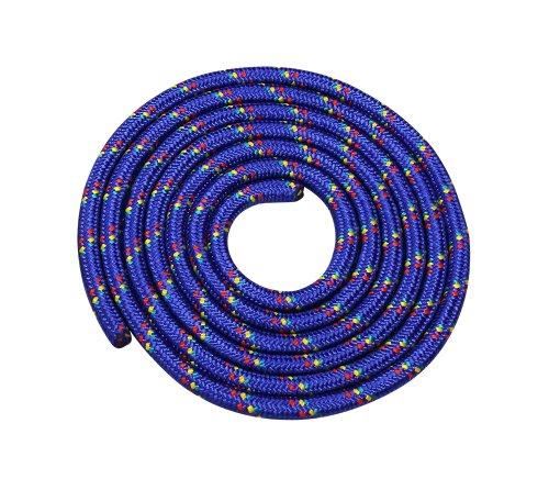 HAEST Premium Springseil in Studioqualität - 3 Meter - Blau