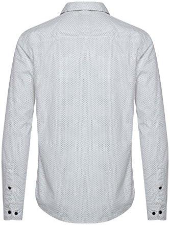 BLEND Camisa Casual para Hombre: Amazon.es: Ropa y accesorios