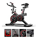 Spinning Bicycle/Stationary Bike, Belt Drive Indoor Ultra-Quiet Exercise Fitness Bicycle Equipment,Maximum Load 265