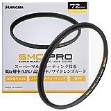 HAKUBA 72mm レンズフィルター 保護用 SMC-PRO レンズガード 高透過率 薄枠 日本製 CF-SMCPRLG72