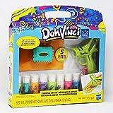 Play-Doh DohVinci Essential Art Set de 8 tubos de colores incluidos (exclusivo Walmart)