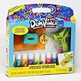 Play-Doh DohVinci Essential Art Set 8 Color Tubes Included (Walmart Exclusive)