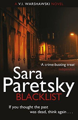 Blacklist: V.I. Warshawski 11 (The V.I. Warshawski Series) (English Edition)