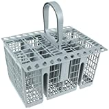 <span class='highlight'><span class='highlight'>Hotpoint</span></span> C00386607 Dishwasher Cutlery Basket, Grey
