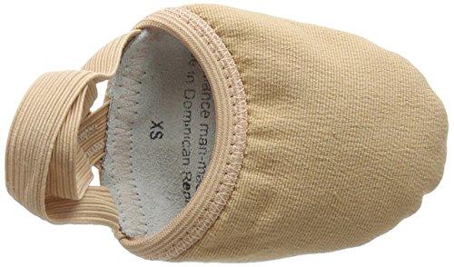So Danca Women's Ba41 Ballet Shoes, Beige (Nude),M