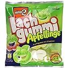 nimm2 Lachgummi Apfellinge (15 x 225g) / Fruchtgummis mit Vitaminen
