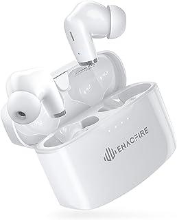 ENACFIRE E90 Auriculares inalámbricos Bluetooth V5.0, TWS Auriculares Deportivos, 8 Horas de reproducción, Control tactil,...