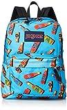 JanSport Superbreak Backpack - Hot Sauce - Classic, Ultralight