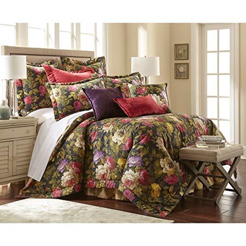 Great Deal! Sherry Kline PCHF Layla 3-Piece Luxury Comforter Set Queen