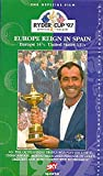 Ryder Cup 1997 - Europe Reign in Spain [VHS]