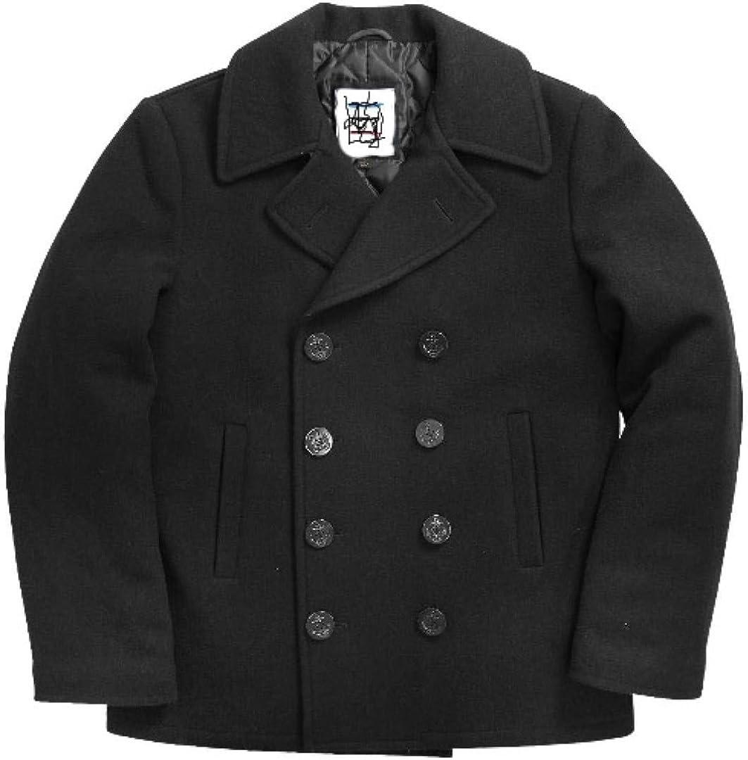 United Sates Navy G.I. Women's Overcoat/Peacoat, Midnight Blue