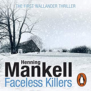 Faceless Killers     An Inspector Wallander Mystery              By:                                                                                                                                 Henning Mankell                               Narrated by:                                                                                                                                 Sean Barrett                      Length: 7 hrs and 57 mins     368 ratings     Overall 4.2