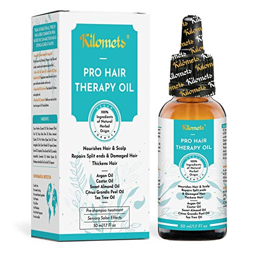 Natural Hair Growth Oil for Hair Loss Thickness Fast Regrowth 1.7 oz | Nourishes Scalp Oil for Hair Growing Serum for Men Women with 10+ Botanicals Oil Peppermint Argan Castor Lavender Tea Tree oil