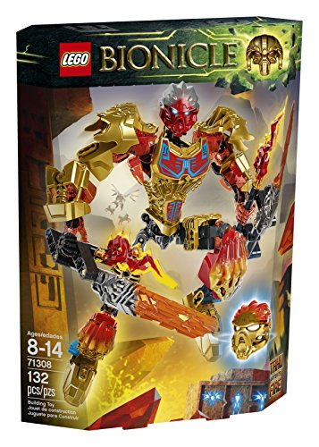 LEGO Bionicle Tahu Uniter of Fire 71308 (Discontinued by manufacturer) by LEGO
