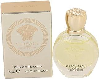 Eros Pour Femme by Versace for Women - Eau de Toilette, 5ml
