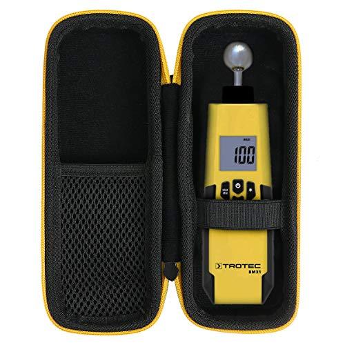 Khanka Hart Tasche Schutzhülle für TROTEC Feuchteindikator BM31 Feuchtemessgerät.(nur tasche)