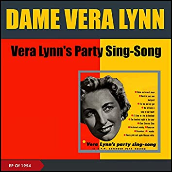 Vera Lynn's Party Sing-Song (EP of 1956)