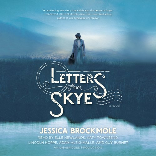 Letters From Skye audiobook cover art