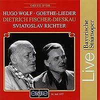 ヴォルフ:ゲーテの詩による歌曲集  (Wolf, Hugo: Goethe-Lieder)