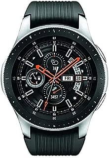 Samsung Galaxy Watch (46mm) Silver (Bluetooth & LTE) - (Renewed)