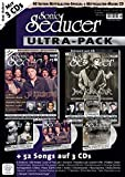 Sonic Seducer Ultrapack mit Mittelalter-Special + 3 CD's, im Mag: In Extremo, Paradise Lost, Die...