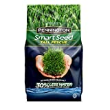 Pennington 100526677 Smart Tall Fescue Grass Seed, 7 lb
