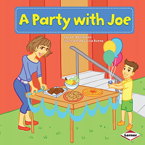 A Party with Joe copertina