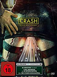 Anzeige Amazon: Crash (Mediabook Modern) - Blue-ray Spielfilm