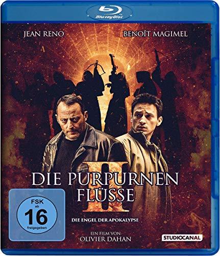 purpurnen Flüsse 2 - Die Engel der Apocalypse, Die / Blu-ray