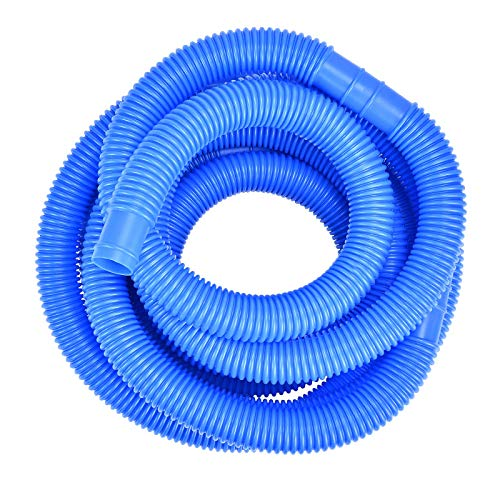 KATELUO Manguera de Piscina 6.3m (Azul)