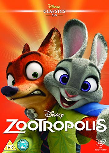 Zootropolis [UK Import]