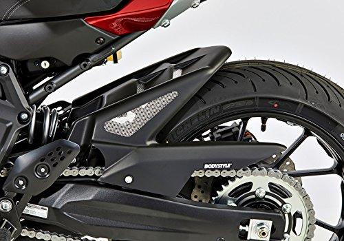 BODYSTYLE Hinterradabdeckung Raceline schwarz-matt Tracer 700 RM14/RM15