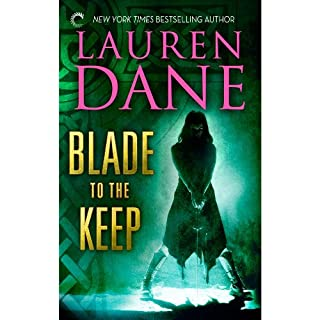 Blade to the Keep audiobook cover art