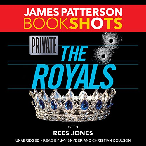 Private: The Royals audiobook cover art