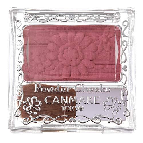 CANMAKE Powder Cheeks PW41antique rose