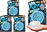 Lab Putty Crystal Clear Glass Game (3 Packs) by JA-RU....