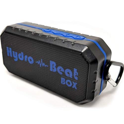 Portable Waterproof Bluetooth Shower Speaker