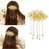 Pixnor Vintage Beauty Wedding Hair Accessories Bridal Hair Comb Bridal Hair Clip
