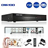OWSOO 8CH DVR Full 960H/D1 Grabador de Video H.264 P2P...