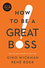 How to Be a Great Boss Book PDF