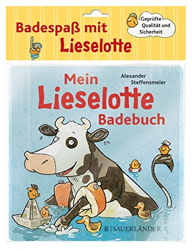 Mein Lieselotte-Badebuch: Badebuch