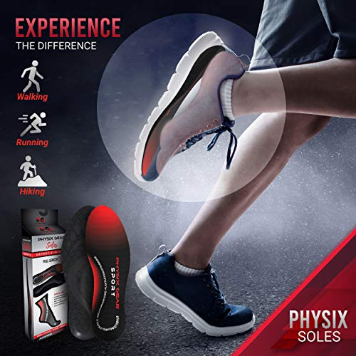 Physix Gear Sport Full-Length Insoles