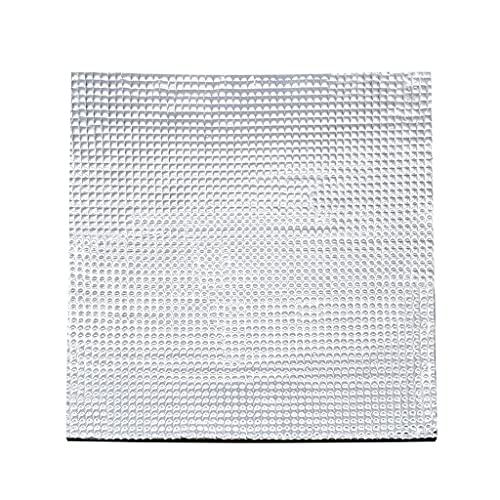 HEYLULU Impresora 3D Cama Caliente Cama Caliente Aislante térmico Obturador elástico algodón Estera de Aislamiento térmico para Almohadilla de Cama Caliente