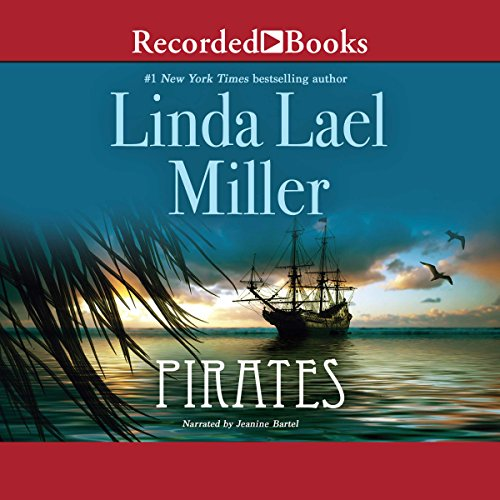 Pirates audiobook cover art