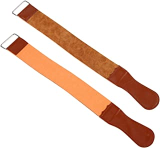 Shaving Sharpening Strap, Durable Polishing Belt for Straight Razors for Chisels for Sharpening