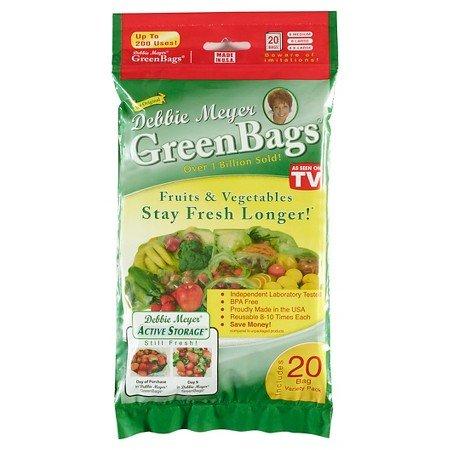 New Food Storage Bags