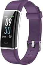 Willful Fitness Tracker IP68 Swimming Waterproof, Heart Rate Monitor Fitness Watch Sport Digital Watch with Color Screen S...