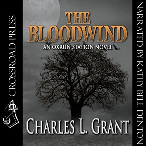 The Bloodwind audiobook cover art