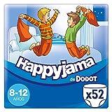 Dodot HappyJama - Pañales niño 8-12 años, 52 Unidades, 27kg - 57kg
